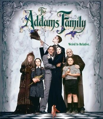 The Addams Family [New Blu-ray] Ac-3/Dolby Digital, Dolby, Digital Theater Sys - Purpose Halloween 3