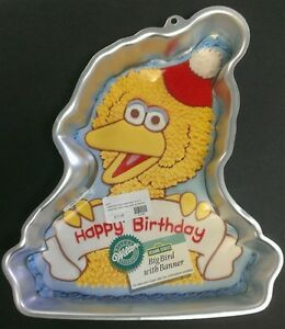 Wilton Cake Pan - Big Bird