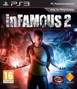 inFAMOUS 2 (PS3) VideoGames