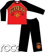 Boys Manchester United Pyjamas