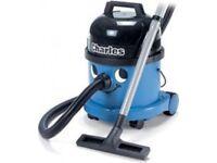 Charles Wet & Dry Cylinder Vacuum Cleaner 230V