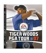 Tiger Woods PS3