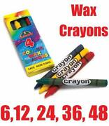 Job Lot Crayons