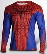 Spiderman Costume Shirt