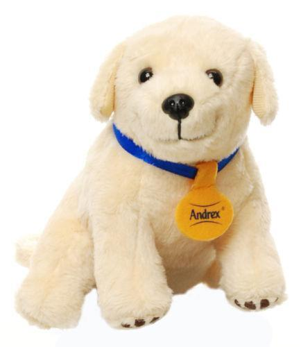 Guide Dog Puppy Soft Toy