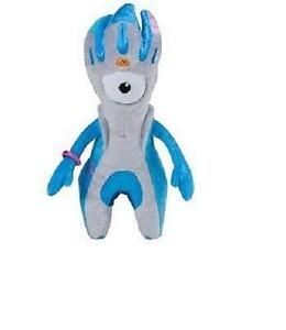 London 2012 London Olympics Mandeville Cuddly Collectable With Tags Terrific Value Sports Memorabilia