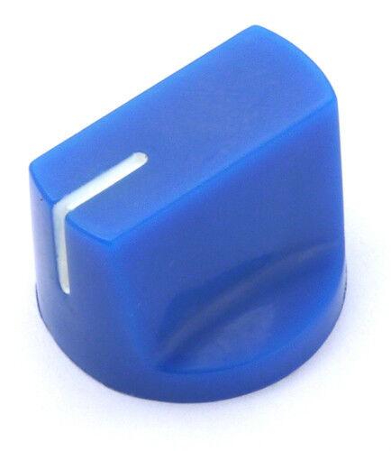 Davies 1510 Clone BLUE Knob (2 PCS) High Quality! USA Seller!!!