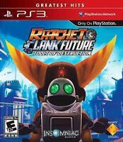 Ratchet & Clank Tools of Destruction (PS3)