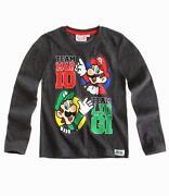 Boys Mario T Shirt