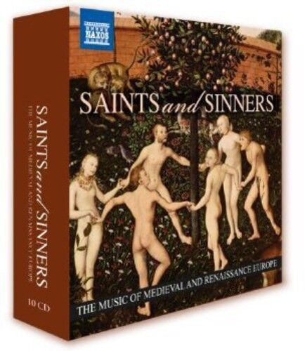 Saints & Sinners Music Of Medieval & Various Saints & Sinners Music Of Medieval