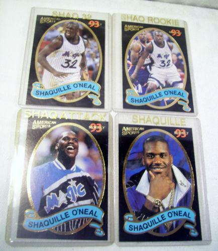 Rookies Coupons: Shaquille O'neal Rookie Card Promo