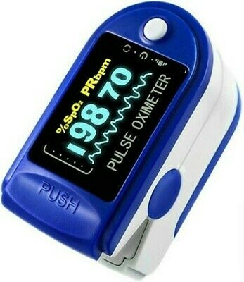 Contec Cms50da Pulse Oximeter Spo2 Blood Oxygen Saturation Pulse. Fda Approved