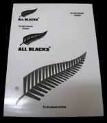 All Blacks Stickers