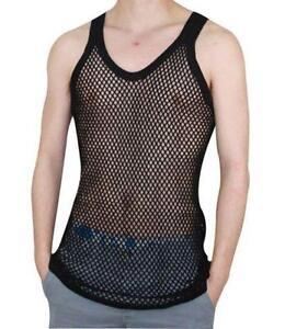 String Vest Clothes Shoes Amp Accessories Ebay