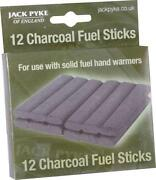 Solid Fuel Sticks