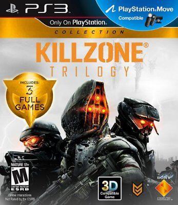 *NEW* Killzone Trilogy Collection - PS3 segunda mano  Embacar hacia Mexico