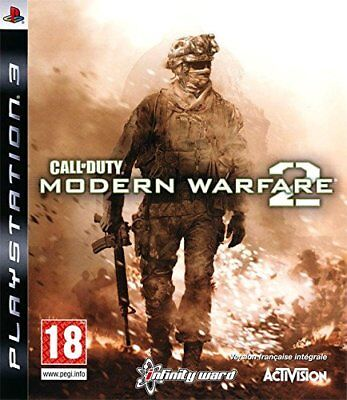Call of duty modern warfare 2 JEU PS3 NEUF