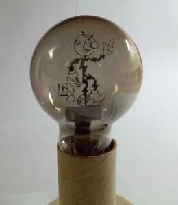 Wonderful Reddy Kilowatt Bulb