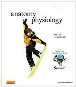 Anatomy and Physiology, Patton, Thibodeau 8th Ed. Package - new
