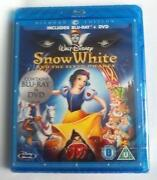 Snow White Blu Ray