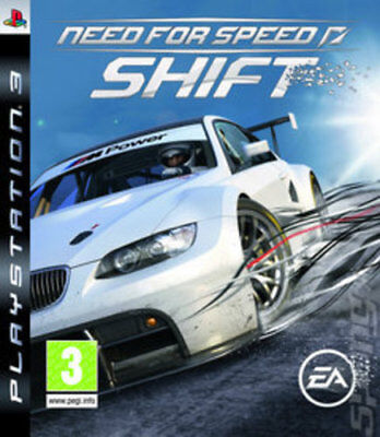 Need For Speed: SHIFT (PS3) VideoGames