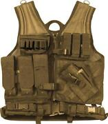 Coyote Brown MOLLE Vest