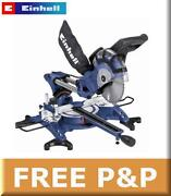 Double Bevel Sliding Mitre Saw