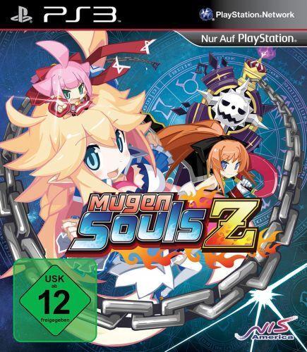 Mugen Souls Z (Playstation 3) (Neu & OVP)