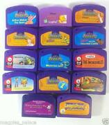 Leap Pad Cartridge Lot