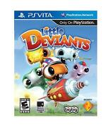 PS Vita Little Deviants