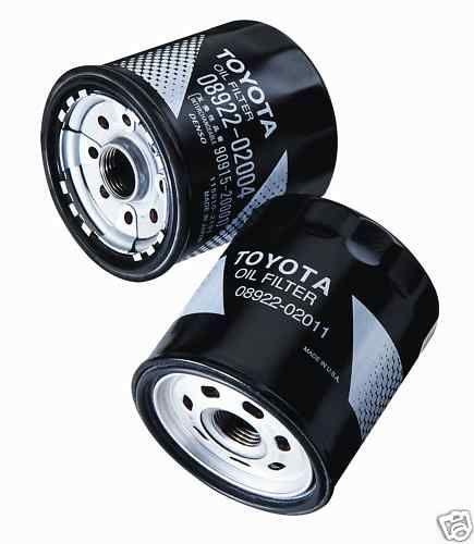 Toyota Oem Oil Filter Ebay