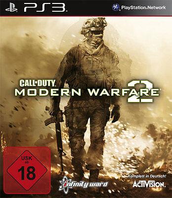 PS3 Playstation 3 Spiel Call of Duty 6 Modern Warfare 2 NEU*NEW