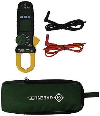 Greenlee Cm-660 General Purpose Clamp Meter Ac 600-amp
