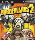 Borderlands 2 Sony PlayStation 3 Video Games with Manual