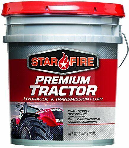 Starfire Premium Tractor Hydraulic & Transmission Fluid 5 Gal. (J20C Equivalent)