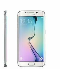 Samsung Galaxy S6 Edge G9250 4G LTE 32GB White Unlocked Smartphone