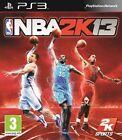 NBA 2K13 Sony PlayStation 3 Video Games