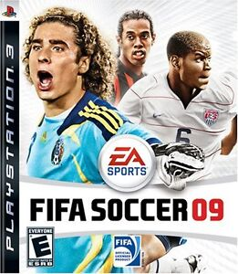 FIFA Soccer 09 - PlayStation 3 PS3