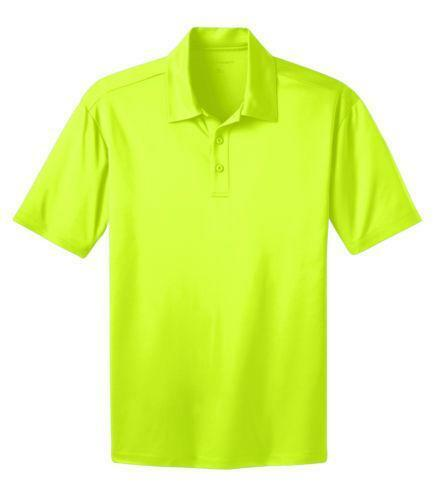 My purchase of this neon shirt was done in haste and I didn't read the fabric content so was intrigued when it felt like soft nylon. It has beautiful Neon Color and is made well. I just wanted a cotton/poly blend. It is large and long. Will give it to someone that it will fit.