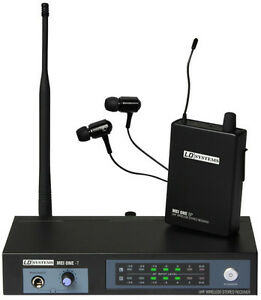 Wireless-In-Ear-Monitoring-Monitor-System-IEM-LD-Systems-MEI-One-Series
