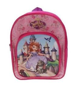 d88759c23935 Disney Princess School Bag
