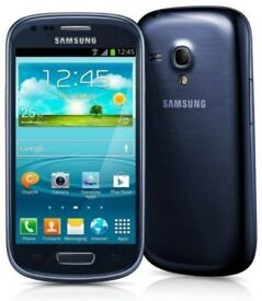 Samsung Galaxy S3 Mini Smartphone Android Unlocked Smartphone mix colour