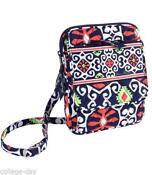 Vera Bradley Hipster Cross Body Handbag