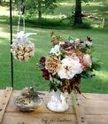 Silk Artificial Wedding Bouquets