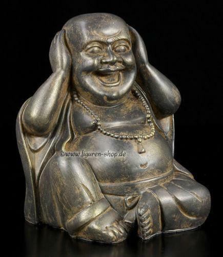 buddha figur garten ebay. Black Bedroom Furniture Sets. Home Design Ideas