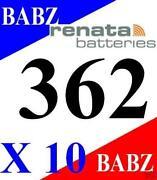 362 Battery
