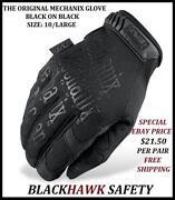 Mechanics Gloves Large