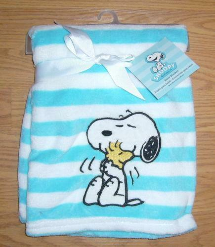 Snoopy Pillow And Throw Set : Snoopy Blanket eBay
