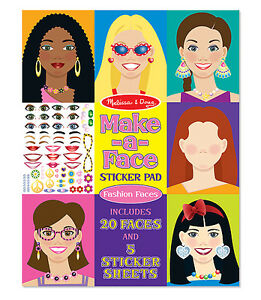 New Sticker Pads from Melissa and Doug Cambridge Kitchener Area image 7