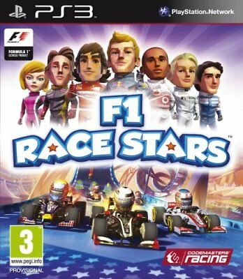 PS3 GAME F1 Race Stars Formula 1 Racing Game for PlayStation 3 NEW comprar usado  Enviando para Brazil